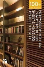 100+ Tips.Ideas: Ideas for Storage, Fuentes, Omar, de Haro, Fernando, Very Good