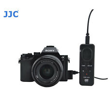 JJC SR-F2 Remote Commander Control Sony RM-VPR1 camera Video A6300 A7 A7R A7RII