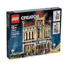 Lego Creator Palace Cinema 10232 (Rare Item)