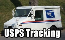 Courier Service USPS United States Postal Service Tracking Confirmation Number