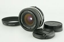 Nikon Nikkor 20mm F/4 Ai Wide Angle manual focus lens From Japan Exc *0689