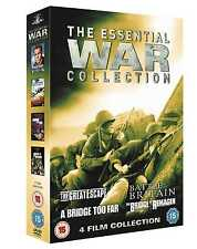 The Essential War Collection- 4 Movie DVD Box set