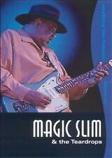 Magic Slim & The Teardrops - Anything Can Happen [DVD] (2005) *New DVD*