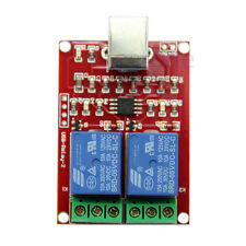 For Smart Home 5V USB Relay 2 Channel Programmable Computer Control