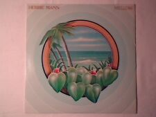 HERBIE MANN Mellow lp BOB MARLEY PAUL SIMON STEVIE WONDER MAI SUONATO UNPLAYED!!