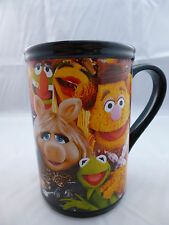 Disney Store - The Muppets - Large Mug - Kermit/Beaker/Piggy/Gonzo etc - Rare