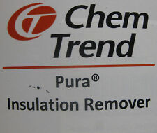 CHEM TREND PURA INSULATION REMOVER 1 GALLON CAN SPRAY FOAM RIG MASK GUN MACHINE