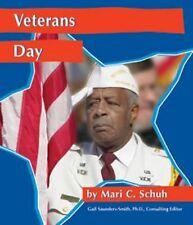 Veterans Day (National Holidays)-ExLibrary