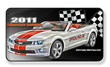 2011 Chevrolet Camaro Indy 500 Pace Car Magnet-Package of Two