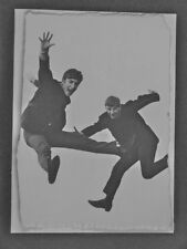 aaa/ handmade greetings - birthday card THE BEATLES john & ringo