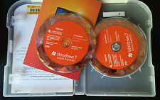 Microsoft Windows 7 Home Premium Family Pack 100% GENUINE