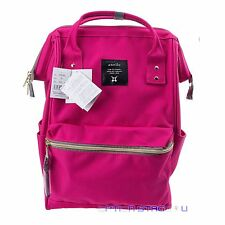 Anello Pink Japan Unisex Fashion Backpack Rucksack Diaper Tablet Travel Bag