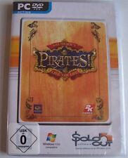 Sid Meier 's Pirates! - germano-DVD-Win XP/Vista