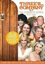 Three's Company - The Complete Series DVD (2014) 29-Disc Set New Seasons 1-8