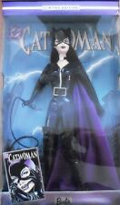 Catwoman, DC,Barbie Collectibles Limited Edition, Mattel 2004, OVP