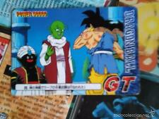 dragon ball gt pp card cards parte 30 n 20