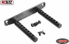 UNIVERSAL Tough Armor Rear Machined Bumper Mount for Trail Finder & SCX10 METAL