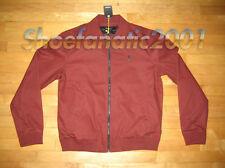 WeSC Jeremie Baseball Jacket Henna L Large Mastermind Box Logo Supreme