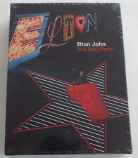 Brand New Sealed Elton John - The Red Piano DVD Box Set Includes BONUS 2 CD's