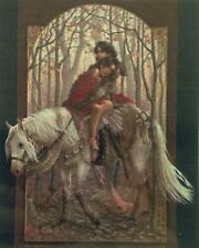 Heaven and Earth Designs Gypsies Again Counted Cross Stitch Pattern