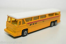 CORGI E2025 E 2025 PTT BUS COACH SWISS ISSUE NEAR MINT RARE SELTEN RARO