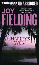 Charley's Web by Joy Fielding (2013, CD, Unabridged)
