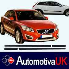 Volvo C30 3D Rubbing Strips | Door Protectors | Side Mouldings Body Kit