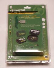 Remington Rifle Cleaning Kit - Fast Snap 2.0 - Complete Cleaning System w/ Case