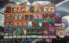 YUGIOH ANIME MAXIMILLION PEGASUS DECK TOON BLUE-EYES COMIC RITUAL TABLE CONTENTS