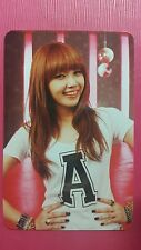 APINK EUNJI Official Photocard UNE ANNEE 1st Album Photo Card A-Pink 은지