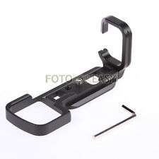 QR Vertical L Plate Camera Bracket Holder for Sony NEX-6 NEX-7 Arca Swiss Tripod