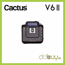 Cactus Wireless Flash Transceiver V6 II V62 HSS