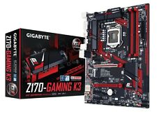 Gigabyte GA Z170 Gaming K3 rev. 1.1 USB 3.1 Motherboard TOLL/EMS