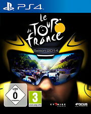Le Tour de France 2014 - Sportspiel Cycling (Sony PlayStation 4, 2014, PS4)