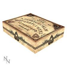 NEMESIS NOW OUIJA SPIRIT BOARD JEWELLERY TRINKET BOX MIRROR OCCULT NEW GIFT GOT