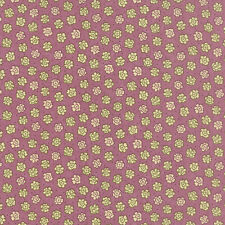 Berry Flower Fabric - BTY - Prints Charming-Moda - Sandy Gervais - 17847 11