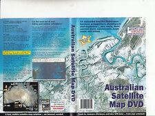 Australian Satellite Map DVD-An Essntial Tool For Fishermen-Fishing-DVD