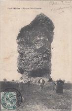 EBEON fanal époque gallo-romaine timbrée 1907