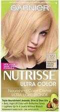 Garnier Nutrisse Ultra Color Creme, Ultra Light Natural Blonde [LB2] 1 ea 9pk