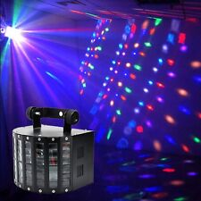 Laser Projector Stage Lights LED RGBWY Lighting Xmas Home Party DJ Disco Light