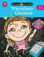 Front of the Class: Number Games, Grades 1 - 2 (2016, Paperback)