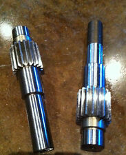 Impeller output shaft gear for P600B and M1 Supercharger