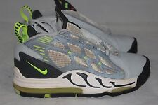 NEW NIKE VINTAGE TOTAL AIR MAX PILLAR 1998 OG GREY NEON 3M WHITE SZ 5.5Y