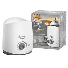 Tommee Tippee Closed to Nature Electric Bottle and Food Warmer - 42214420