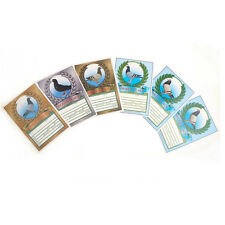 Prize Cards for Racing Pigeons 25 sets of 1-6 (150 Cards)