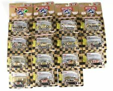 50 YEARS OF NASCAR, COMMEMORATIVE GOLD SERIES, W/COLLECTORS CARD, SET OF 15.