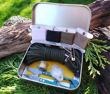 MD ULTIMATE SURVIVAL BUSHCRAFT SEWING KIT BUSHCRAFT FIELD CAMPING HIKING WALKING