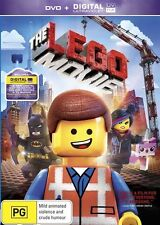 The Lego Movie (Region 4) mint condition