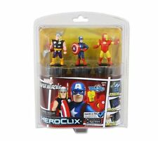 TabApp HeroClix SUPER HEROES MARVEL 3 Hero Clix iPad-compatible