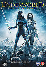 Underworld: Rise of the Lycans [DVD], Very Good DVD, Michael Sheen, Bill Nighy,
